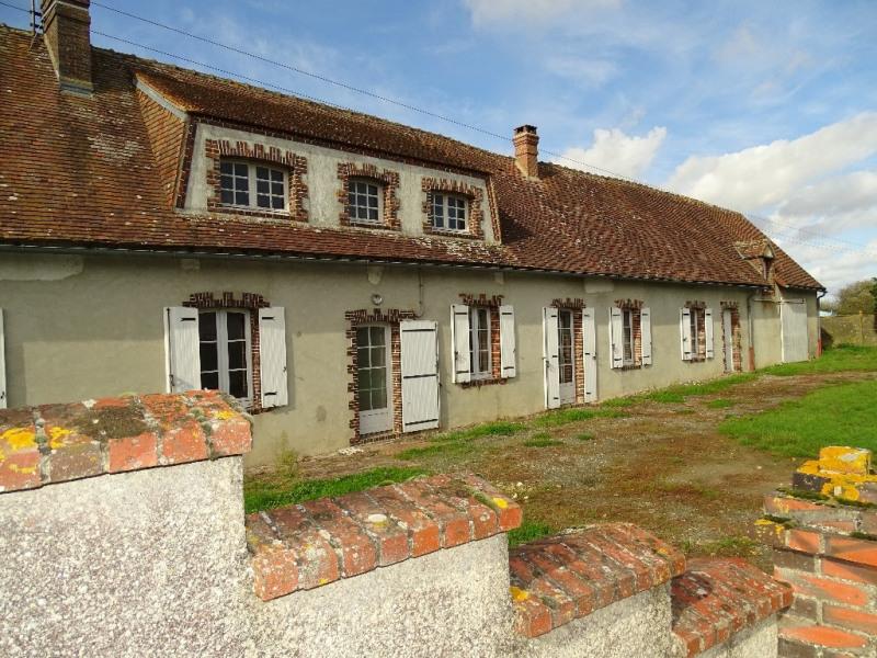 Vente maison / villa Chateauneuf en thymerais 140000€ - Photo 1