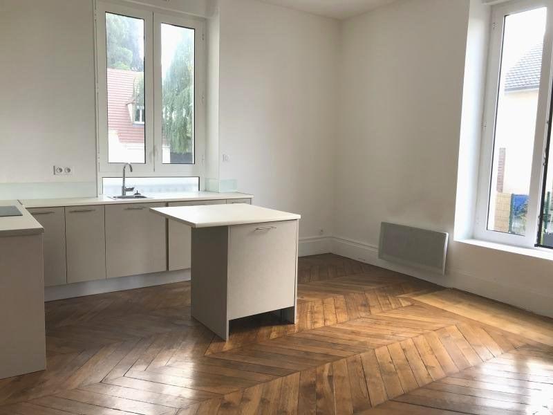 Appartement type 3 pièces - CHEVANNES - 56.31m²