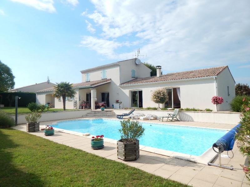 Sale house / villa Medis 525000€ - Picture 1