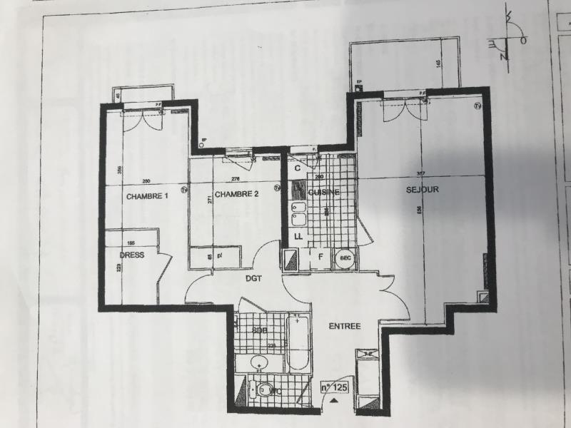 Location appartement Villepreux 1180€ CC - Photo 2