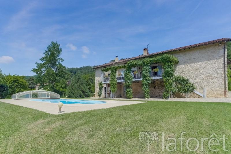 Vente de prestige maison / villa Saint martin du mont 430000€ - Photo 2