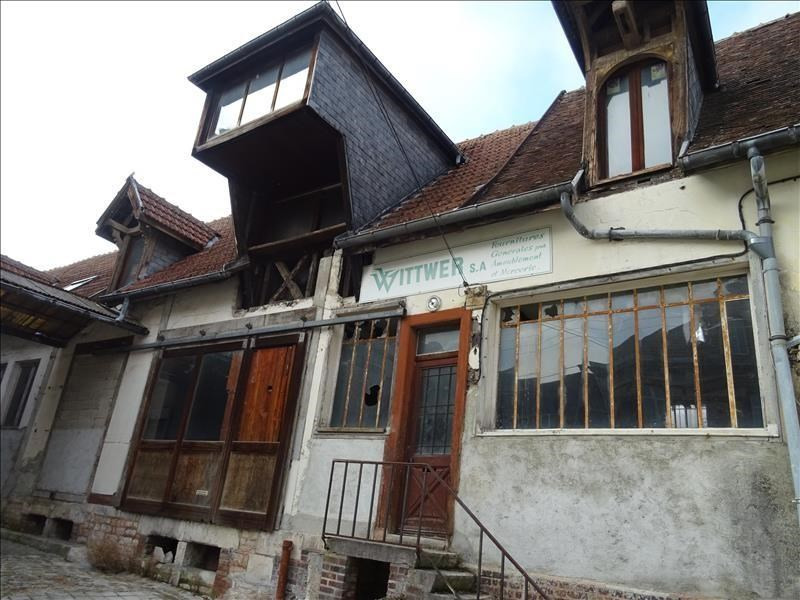 Vente local commercial Troyes 171 000€ - Photo 1