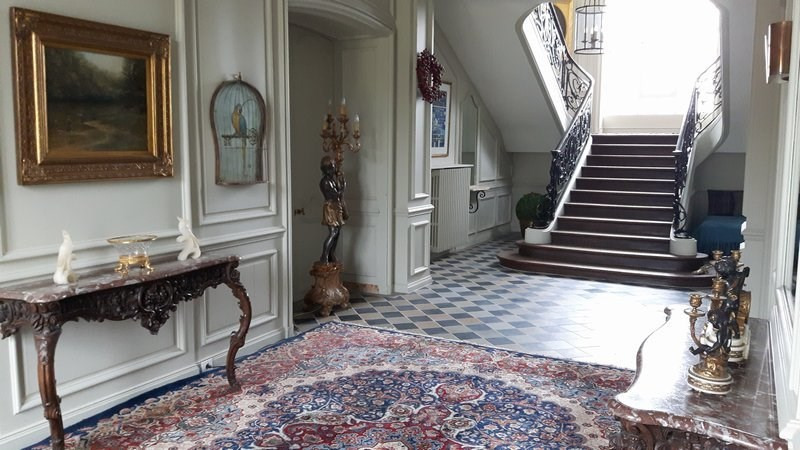 Immobile residenziali di prestigio castello Villedieu les poeles 1950000€ - Fotografia 9