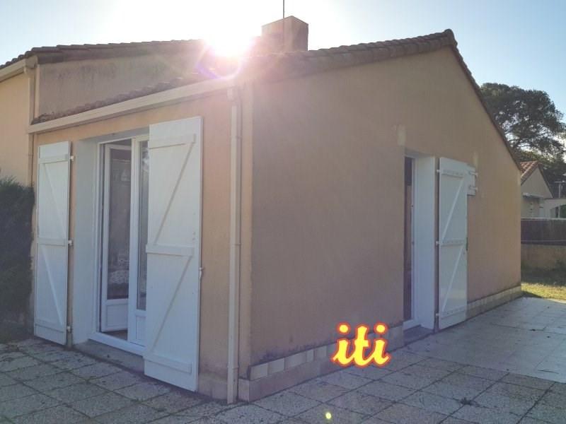 Vente maison / villa Chateau d olonne 112000€ - Photo 1