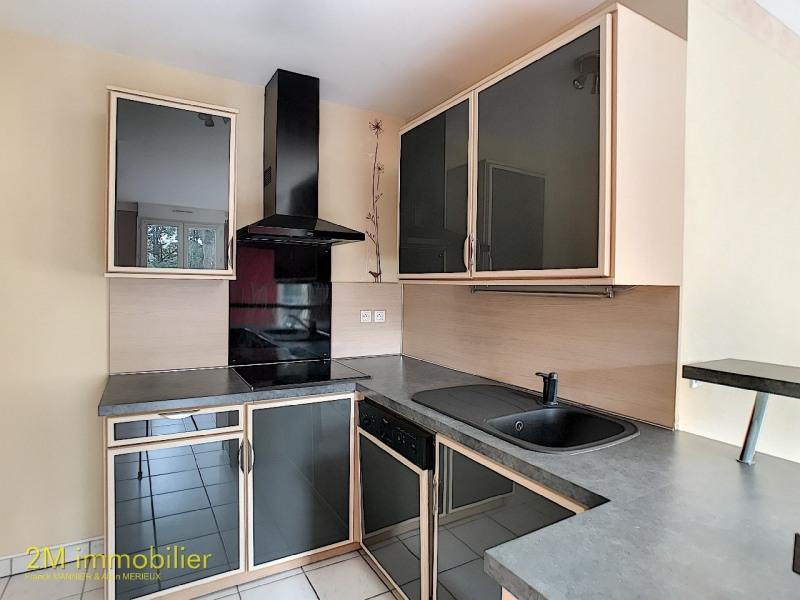 Rental apartment Dammarie les lys 848€ CC - Picture 4