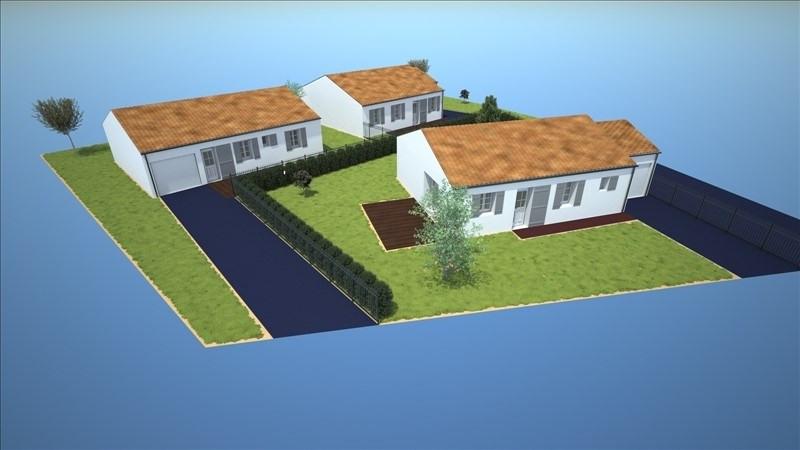 Vente maison / villa Jard sur mer 228000€ - Photo 3
