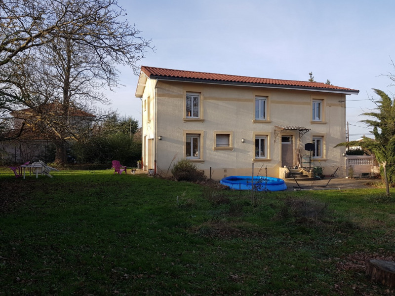 Vente maison / villa Eyzin pinet 270 000€ - Photo 1