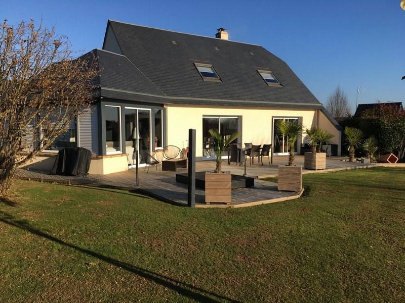 Sale house / villa Pont hebert 318000€ - Picture 3