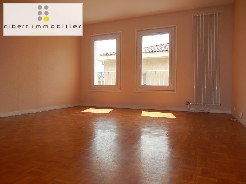 Rental apartment Le puy en velay 430€ CC - Picture 4