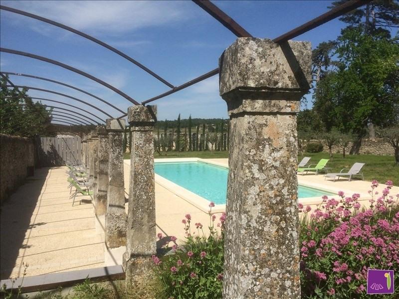 Immobile residenziali di prestigio casa Goudargues 1495000€ - Fotografia 4