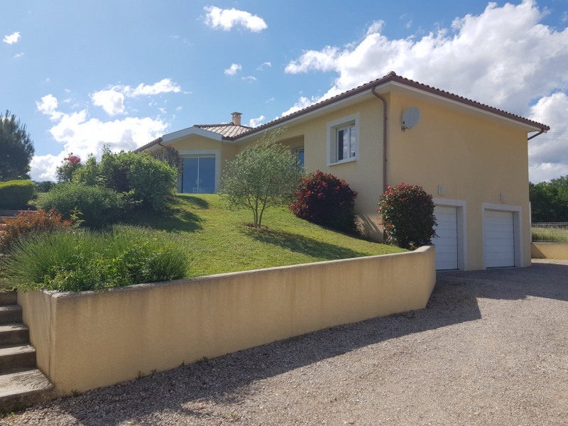 Sale house / villa Vernioz 378 000€ - Picture 2