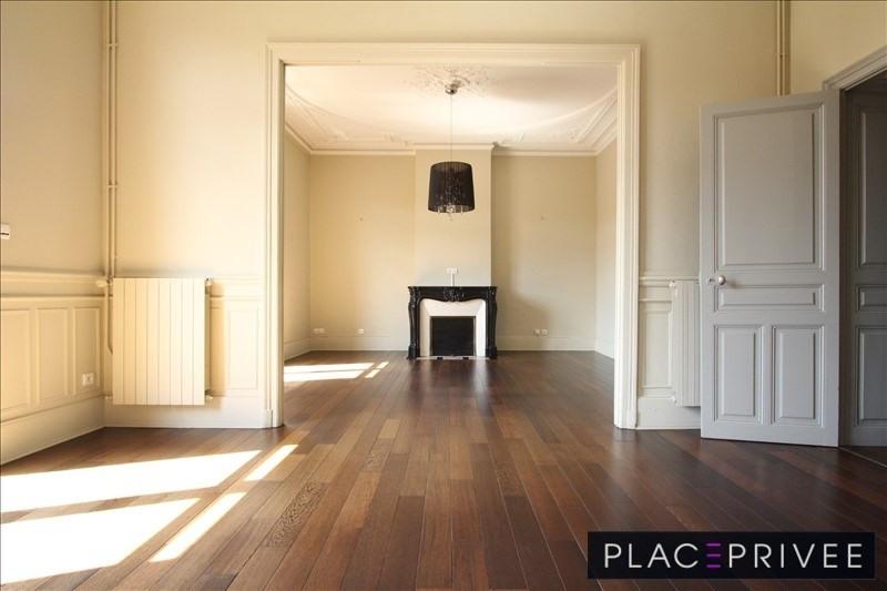 Rental apartment Nancy 1475€ CC - Picture 1