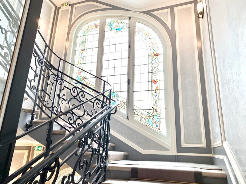 Rental apartment Paris 17ème 6500€ CC - Picture 12