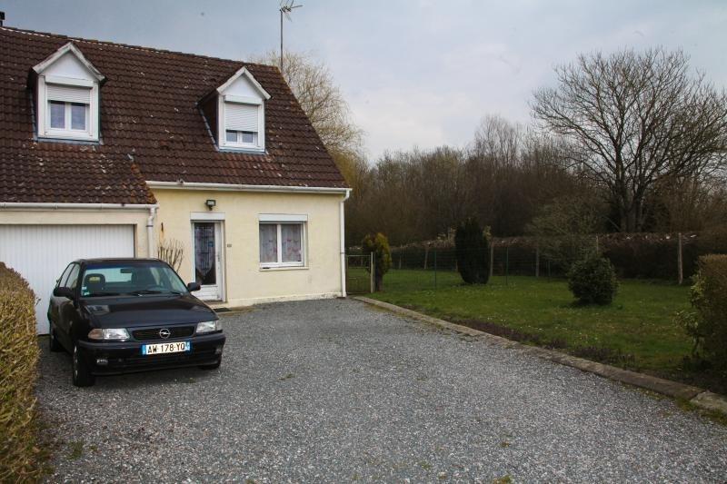 Sale house / villa Hesdin 109000€ - Picture 1