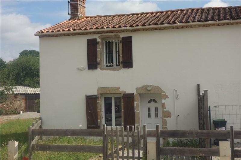 Vente maison / villa Landeronde 125000€ - Photo 1