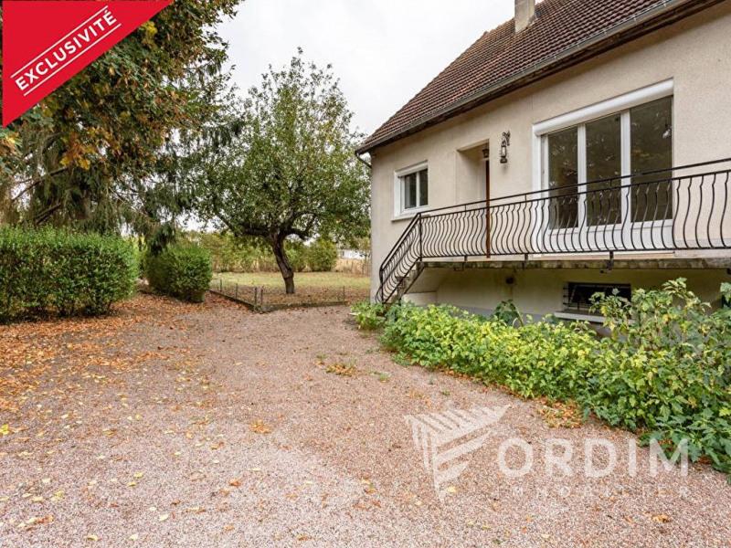 Vente maison / villa Pouilly sur loire 89000€ - Photo 1