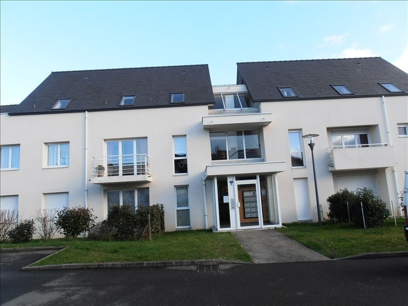 Location appartement Chateaubourg 550€ CC - Photo 1