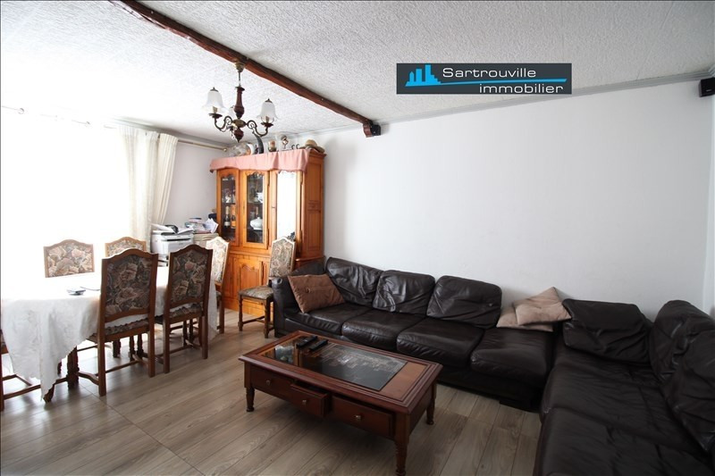 Sale apartment Sartrouville 213 000€ - Picture 1