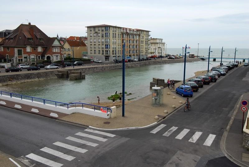 Vacation rental apartment Wimereux 440€ - Picture 1