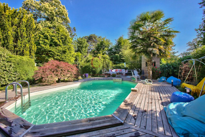 Immobile residenziali di prestigio casa Le chesnay 1450000€ - Fotografia 10