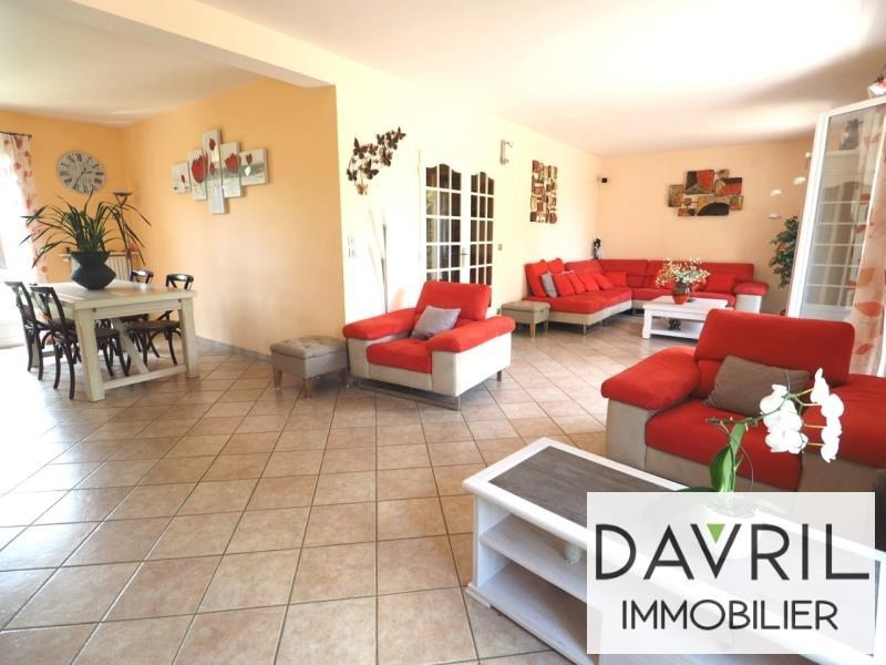 Vente maison / villa Conflans ste honorine 550000€ - Photo 2