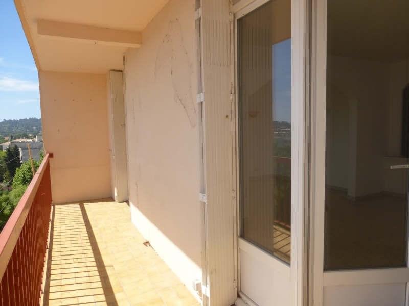 Sale apartment Toulon 126000€ - Picture 2