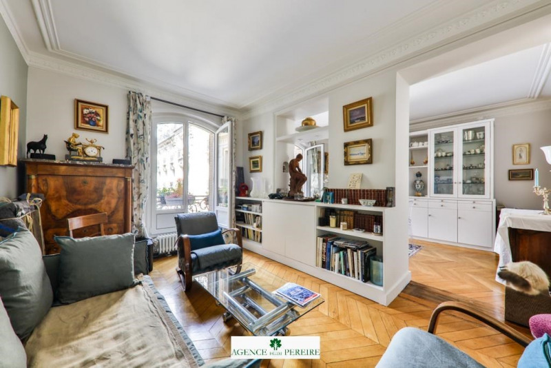 Vente de prestige appartement Paris 17ème 1 090 000€ - Photo 2