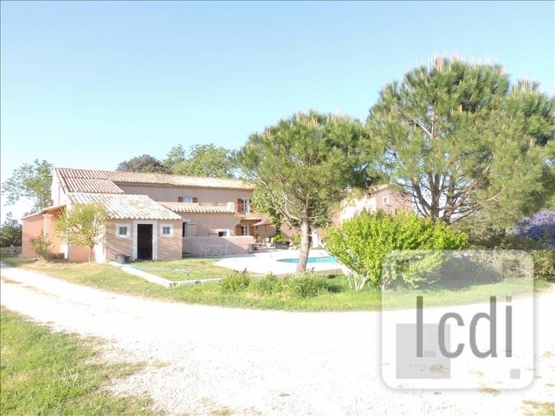 Vente de prestige maison / villa Pierrelatte 669000€ - Photo 2