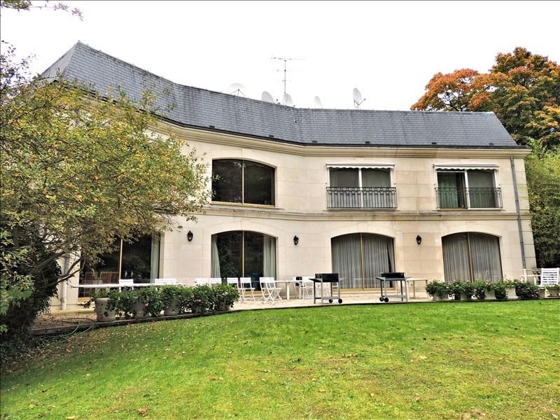 Vente de prestige maison / villa Le vesinet 3700000€ - Photo 7