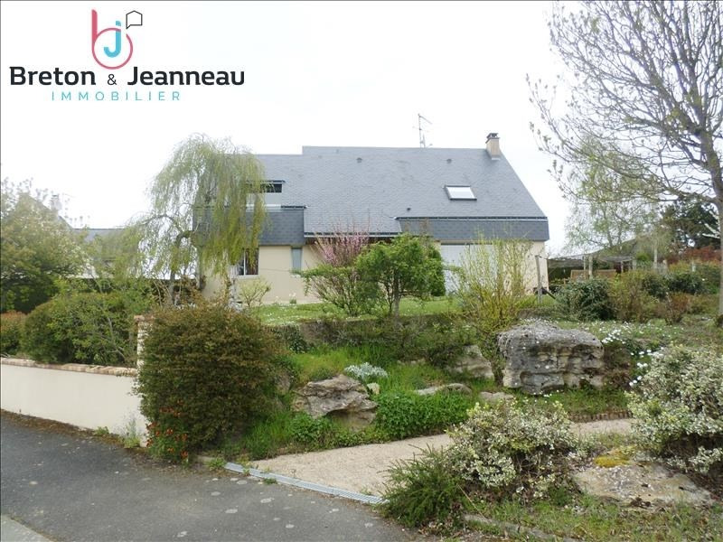 Vente maison / villa St berthevin 296 400€ - Photo 1