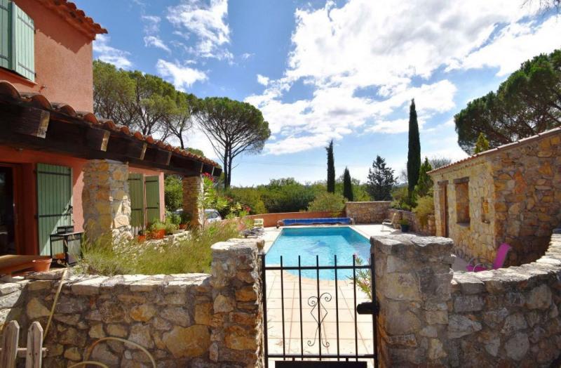 Sale house / villa Vidauban 344400€ - Picture 1