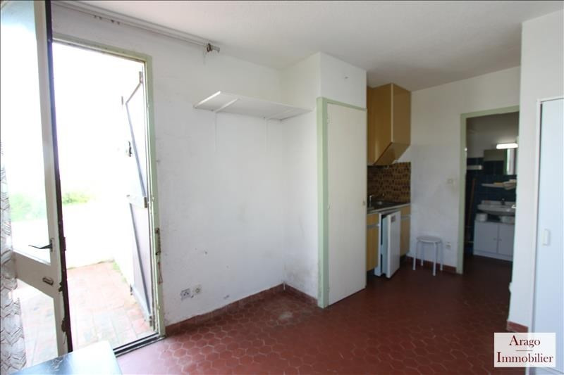 Sale apartment Le barcares 39 500€ - Picture 9