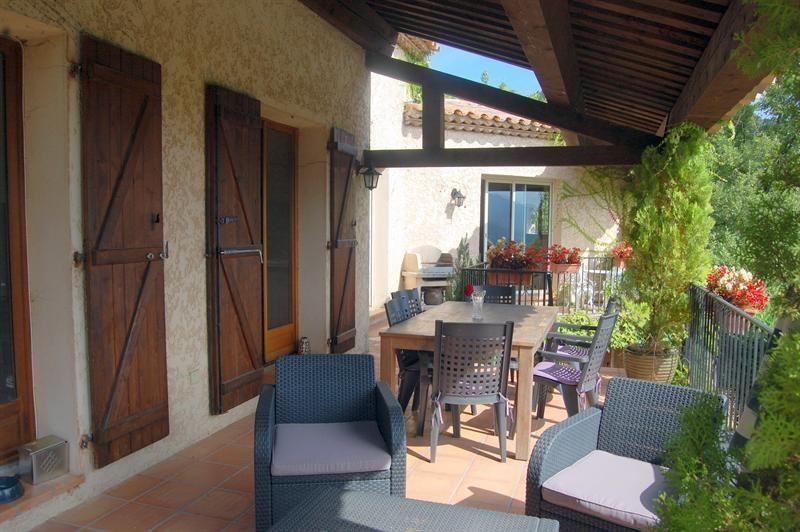 Vente de prestige maison / villa Les adrets-de-l'estérel 740000€ - Photo 9