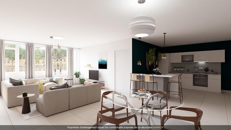 Vente appartement Metz 459000€ - Photo 2
