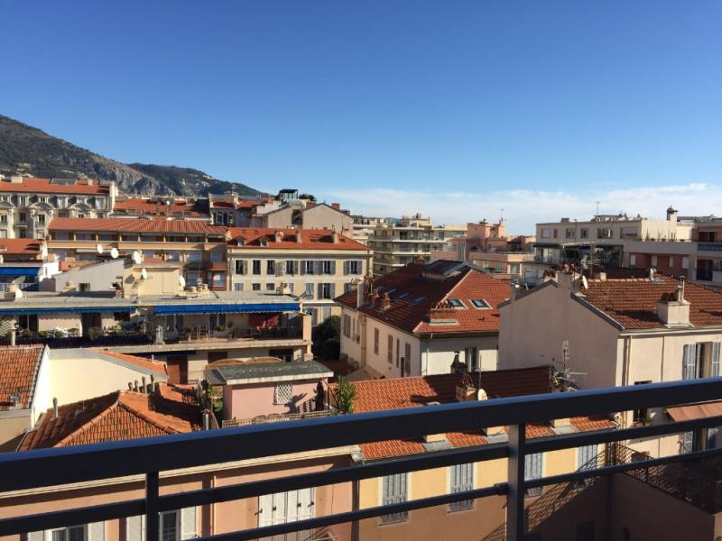 Vente appartement Menton 498000€ - Photo 1
