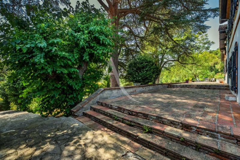 Vente de prestige maison / villa La salvetat saint gilles 890000€ - Photo 1
