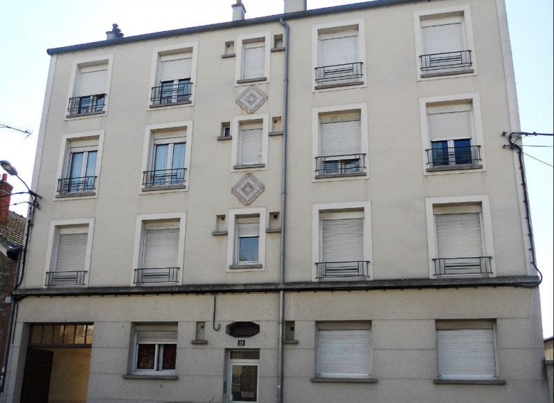 Rental apartment Melun 481€ CC - Picture 2