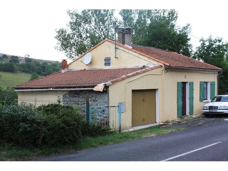 Vente maison / villa Le monastier sur gazeille 55000€ - Photo 1