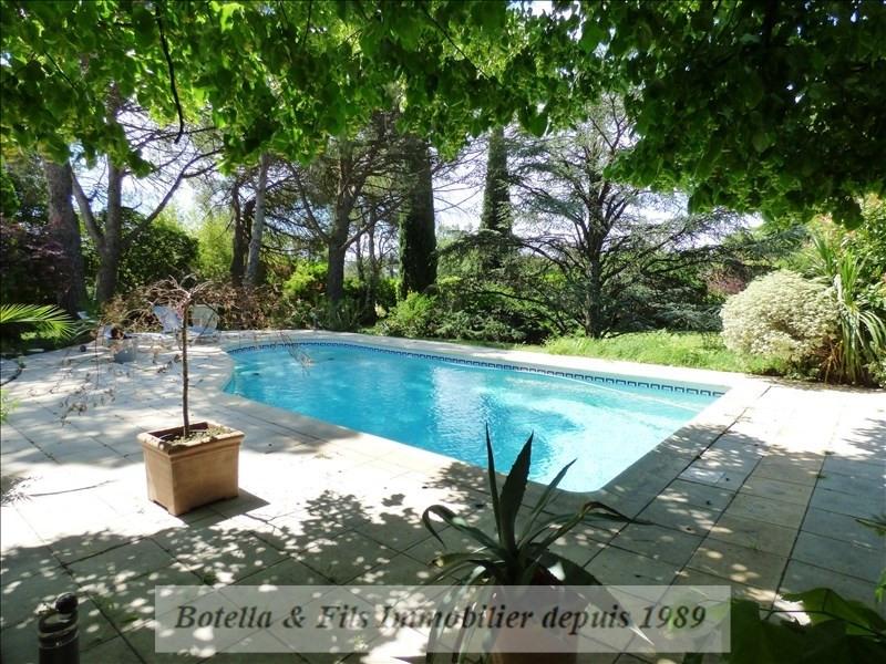 Verkoop  huis Uzes 453000€ - Foto 2