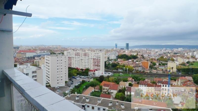Vente appartement Marseille 4ème 125000€ - Photo 4
