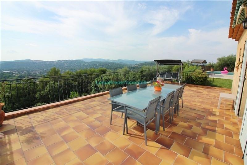 Vente de prestige maison / villa Speracedes 680000€ - Photo 6