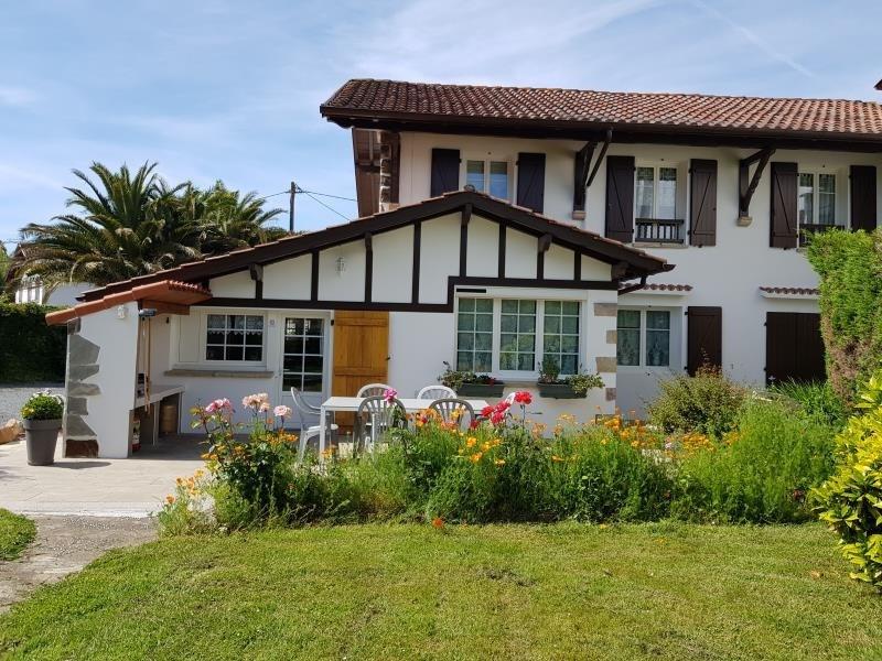 Vente maison / villa St pee sur nivelle 530000€ - Photo 1