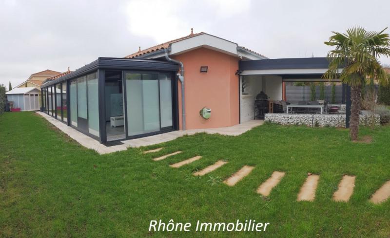 Vente maison / villa Jons 499000€ - Photo 6