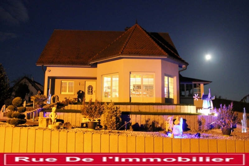Sale house / villa Kutzenhausen 363500€ - Picture 3