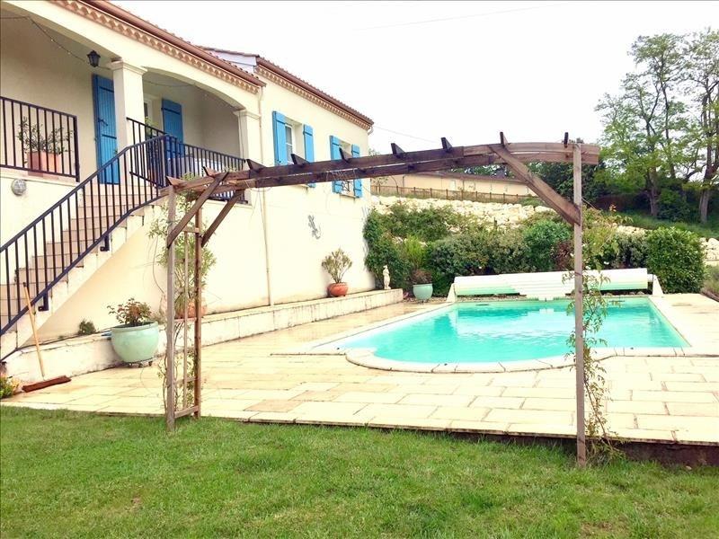 Vente maison / villa Villefranche de lonchat 275000€ - Photo 2
