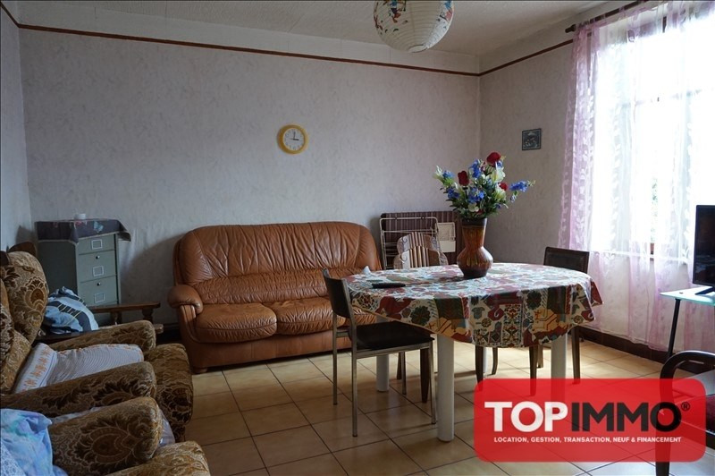 Sale house / villa Badonviller 43 000€ - Picture 1