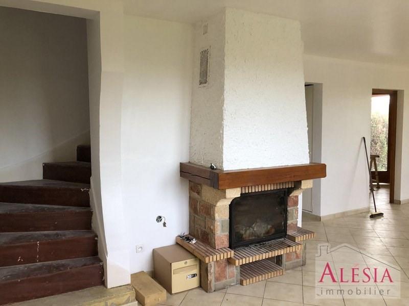 Rental house / villa Juvigny 850€ CC - Picture 1