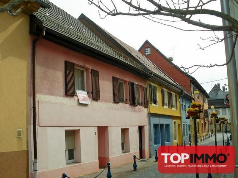 Sale house / villa Masevaux 87000€ - Picture 3