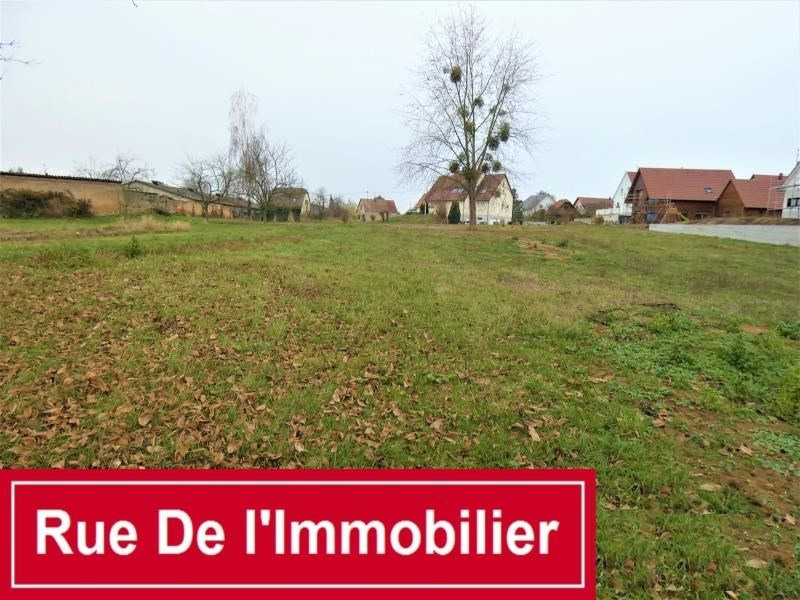Vente terrain Wilwisheim 92 470€ - Photo 1