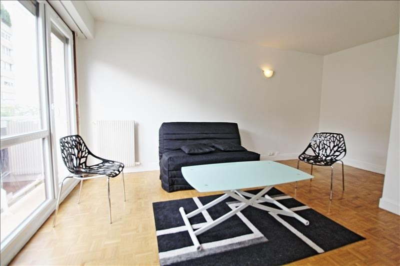 Rental apartment Paris 20ème 914€ CC - Picture 1